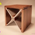 lie-椅子中的变型金钢
