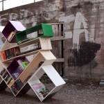随意组合的DIY书架