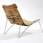 简洁时装椅子