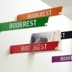 小型书架:Bookrest