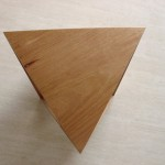三角椅:Triangular Chair