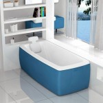 彩色浴缸:Colored Bathtubs