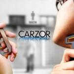 卡片刮胡刀:Carzor
