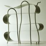 流线形设计创意书架:Signature