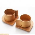 日本传统工艺木杯:Wappa Cup