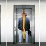 34个创意电梯广告