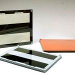 创意折叠桌子:Stripe table