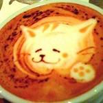 50个别致美丽的咖啡泡沫艺术