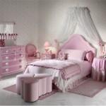 5个女孩卧室装修风格