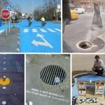 14个在城市街道上的创意广告
