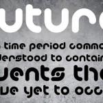 5个免费的未来字体下载