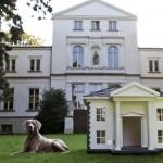 10个创意的狗窝设计