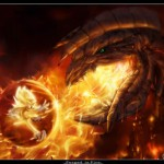 33个关于火的艺术作品欣赏
