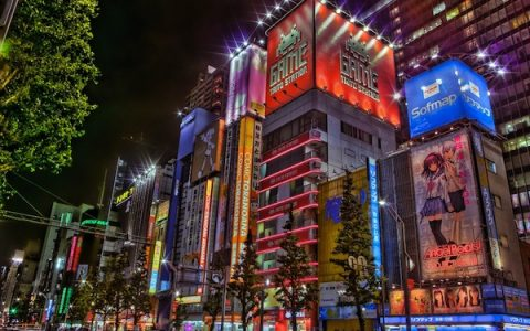 80张日本东京的HDR摄影照片(三)