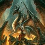 50个关于战斗形态的龙的插画作品