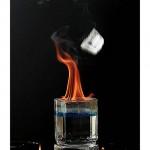 40个关于火的艺术作品