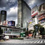 80张日本东京的HDR摄影照片(一)
