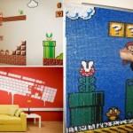 15个令人惊奇的极客墙壁装修例子