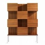 来自于WilliamsSorel的木头创意储物架