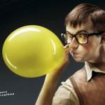 40个创意概念平面广告