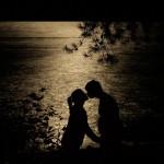 40张表达爱的美丽黑白摄影
