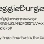 最新出炉的免费字体下载