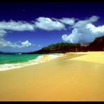 20张美丽的田园海滩风景照片