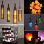 30个有史以来最有创意的DIY灯