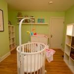 14个婴儿房的装修风格