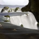 40张惊人的瀑布数字绘画