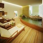 30个美丽而舒适的浴室设计理念