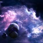 35个绝对惊人的太空艺术作品