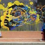 20个美丽的城市街头艺术的例子