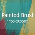 31套免费下载的photoshop油漆笔刷包