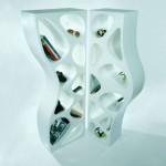 创意家具:极具艺术感的书架