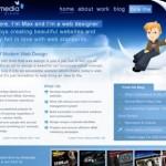 19个使用云彩元素的网页设计