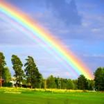 27张美丽的彩虹摄影照片