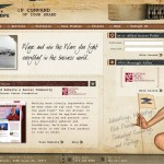 40个复古风格的网站设计