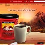 30个非常美丽的咖啡网站设计