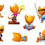 3组免费的动物Icon图标集