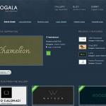 20个最佳的LOGO展示网站设计