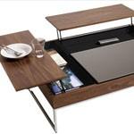创意家具:带存储空间的咖啡桌