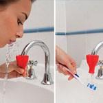 可爱的水龙头饮水工具:Tapi