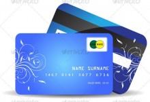 30张创意的信用卡设计实例