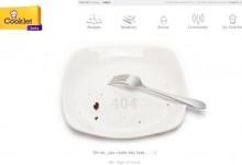 50个创意的404错误页设计