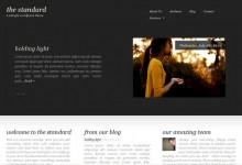 50个简约时尚的免费WordPress主题