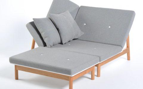 创意的懒人沙发:Luso Lounger