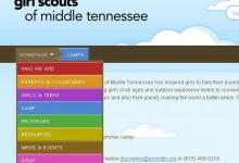 20个创意的网站子导航设计