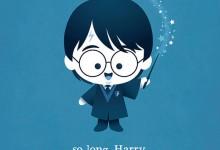 40张不错的哈利波特插画艺术作品