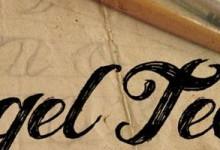 25个很酷纹身字体